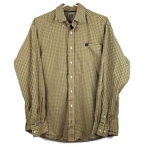 Cinch Men's Western Long Sleeve Button Front Small